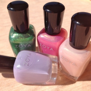 Zoya Spring Polish Alternatives